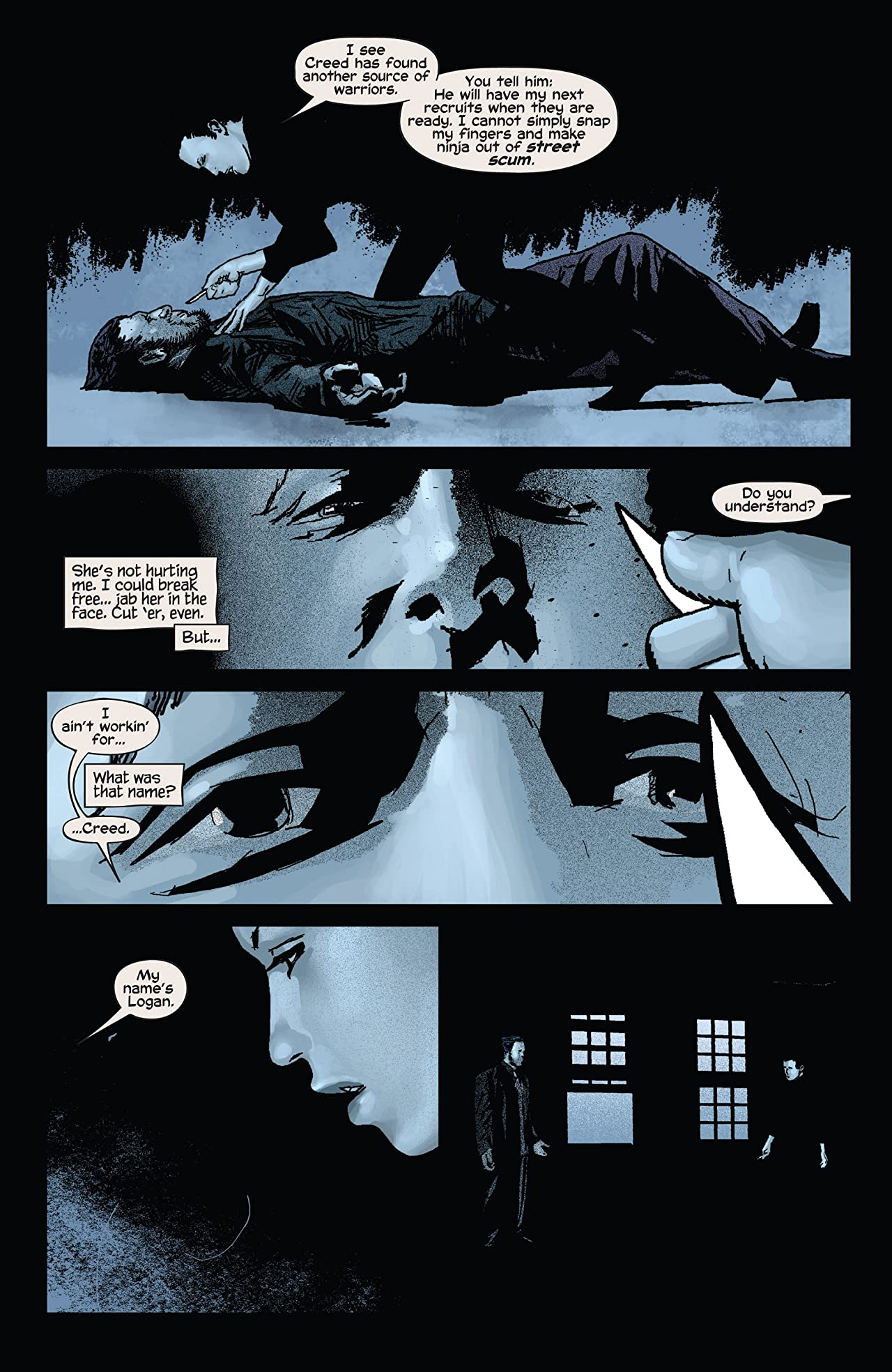 Wolverine Noir #2 (of 4)
