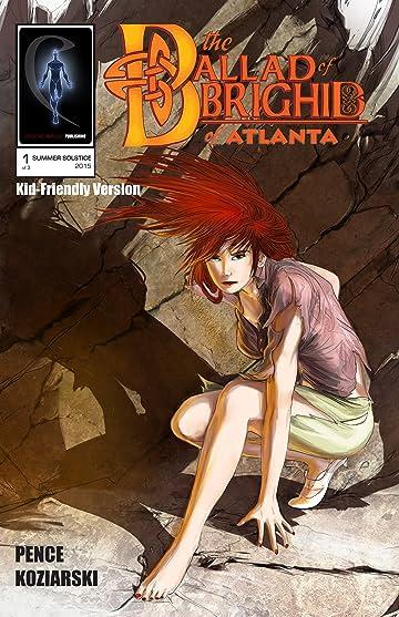 The Ballad of Brighid of Atlanta (Kid-Friendly Version) #1