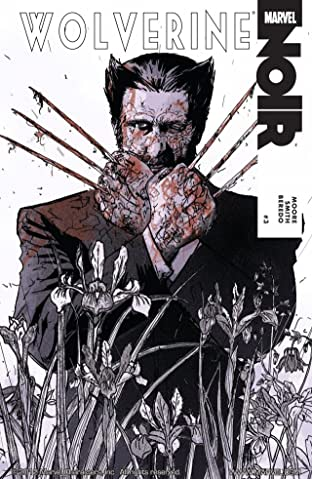 Wolverine Noir #3 (of 4)