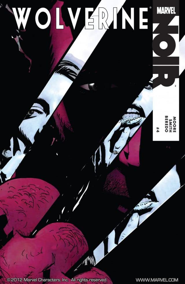 Wolverine Noir #4 (of 4)