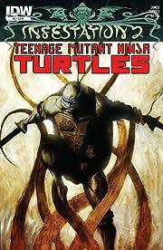 Infestation 2: Teenage Mutant Ninja Turtles #2 (of 2)