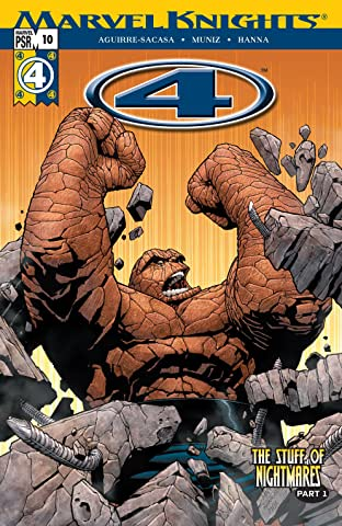 Marvel Knights: 4 (2004-2006) #10