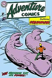 Adventure Comics (1935-1983) #260-269-270