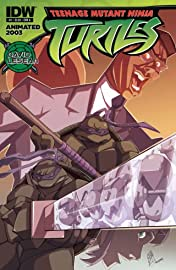 Teenage Mutant Ninja Turtles: Animated 2003 #2