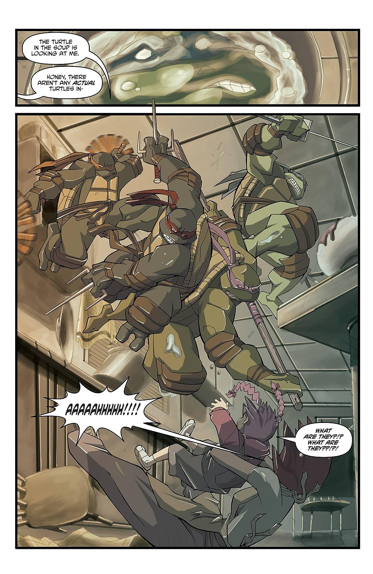 Teenage Mutant Ninja Turtles: Animated 2003 #2