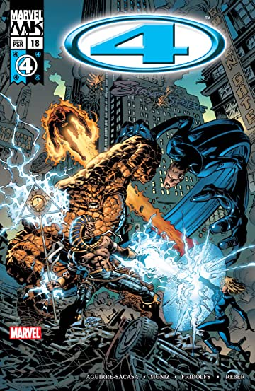 Marvel Knights: 4 (2004-2006) #18