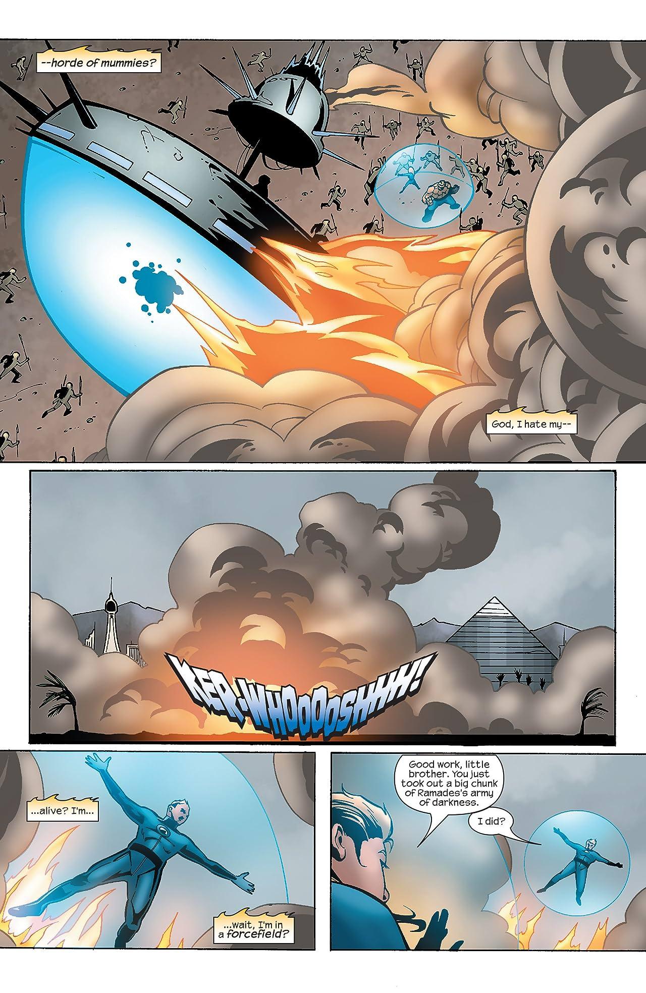 Marvel Knights: 4 (2004-2006) #18