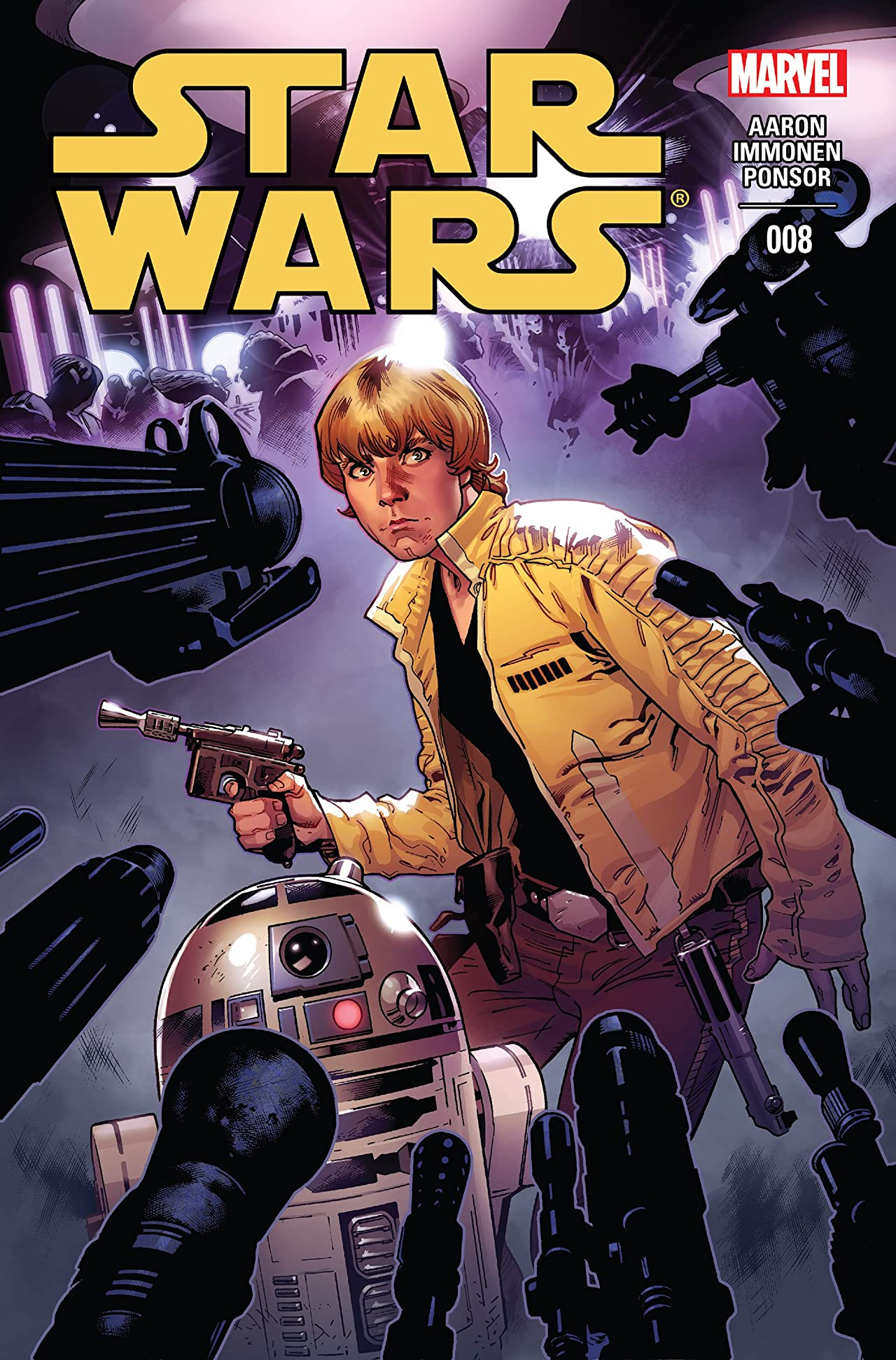 Star Wars (2015-) No.8
