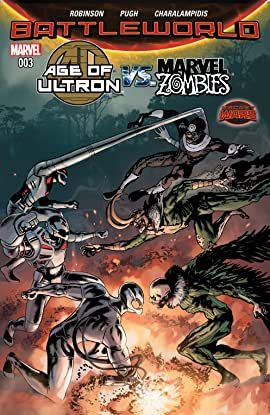 Age of Ultron vs. Marvel Zombies No.3