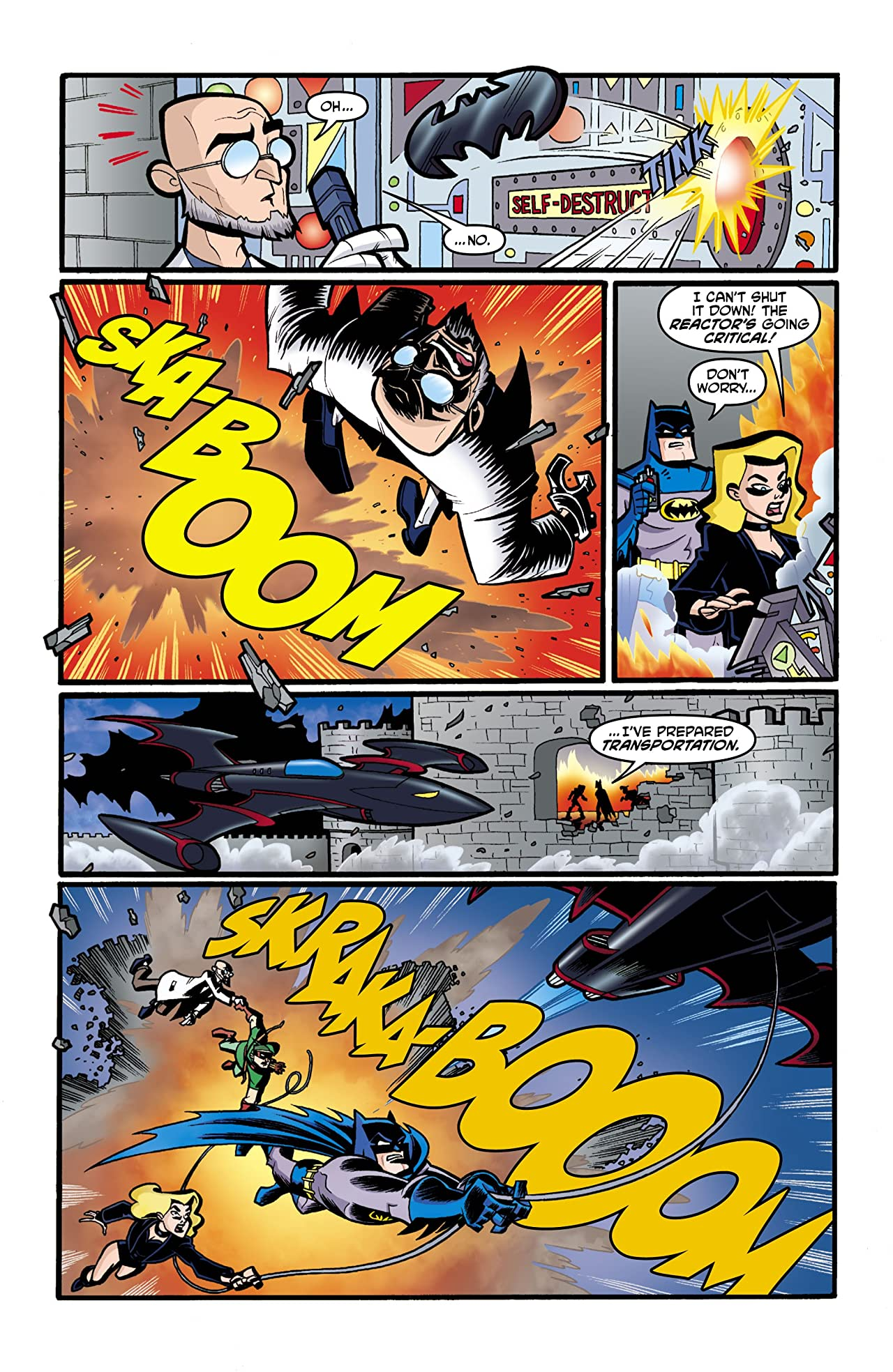 Batman: The Brave and the Bold #10