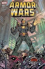 Armor Wars (2015) No.4