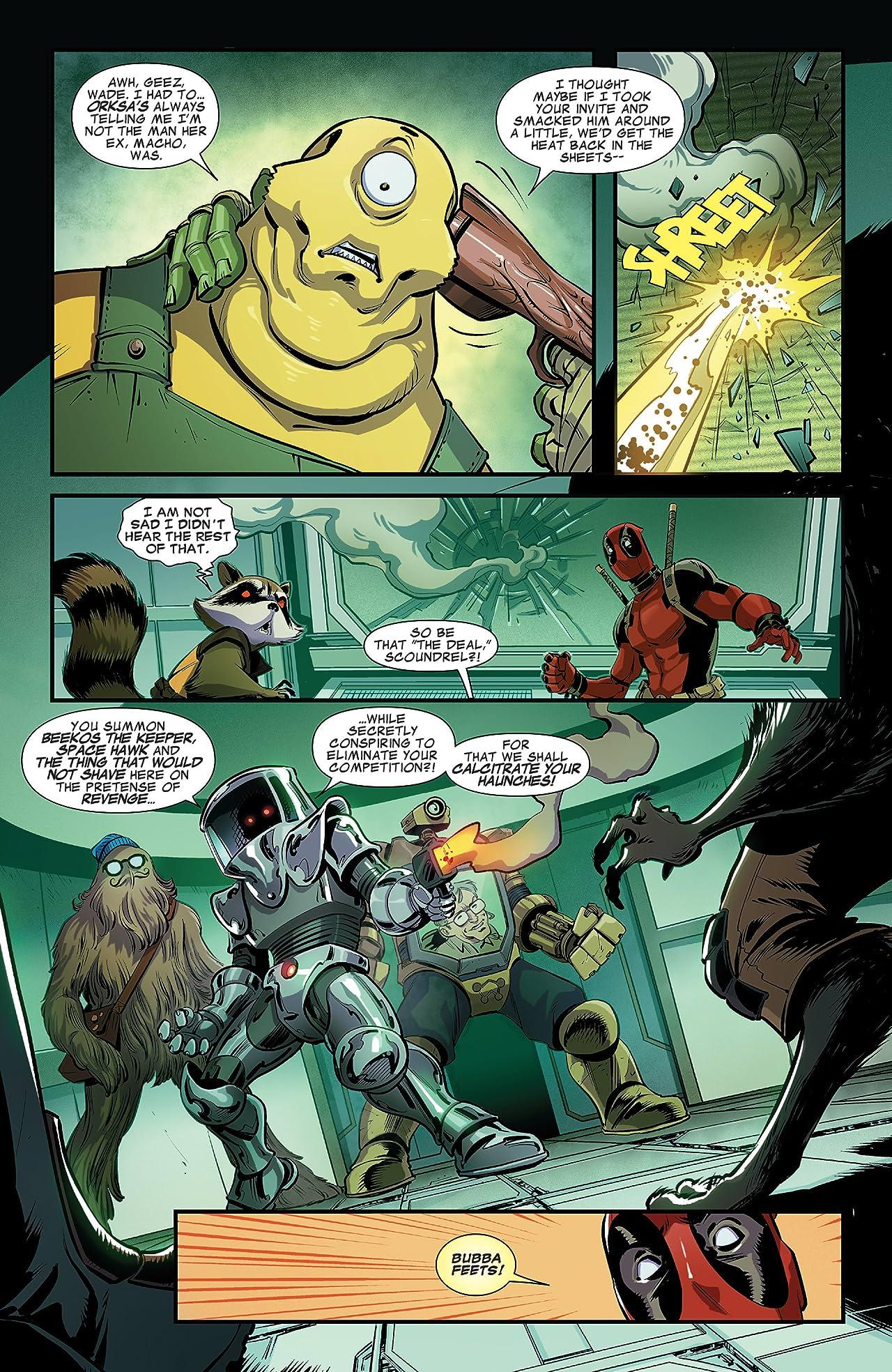Guardians Team-Up (2015) #10