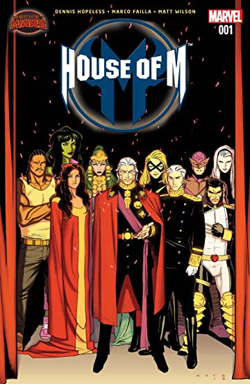 House of M (2015) #1