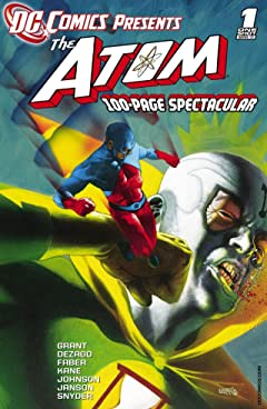 DC Comics Presents: The Atom #1