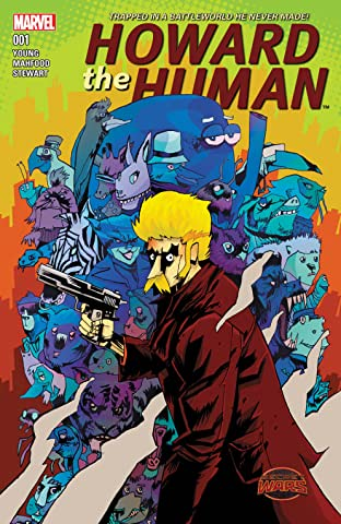 Howard the Human (2015) #1