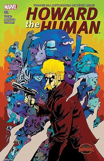 Howard the Human (2015) #1