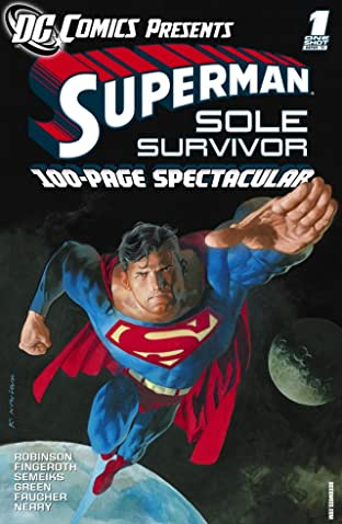DC Comics Presents: Superman - Sole Survivor #1