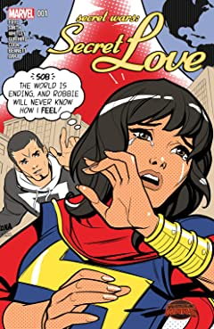 Secret Wars: Secret Love No.1