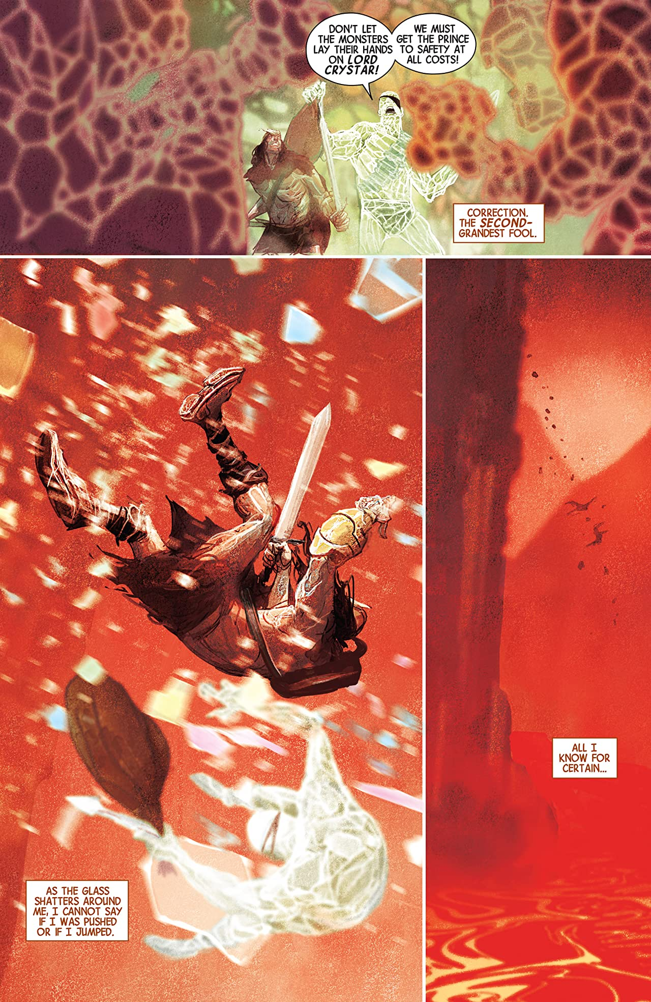 Weirdworld (2015) #3
