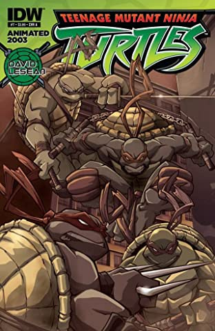 Teenage Mutant Ninja Turtles: Animated 2003 #7