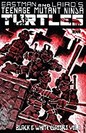 Teenage Mutant Ninja Turtles: Black & White Classics Vol. 1