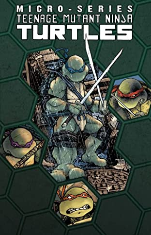 Teenage Mutant Ninja Turtles Micro Series Tome 1