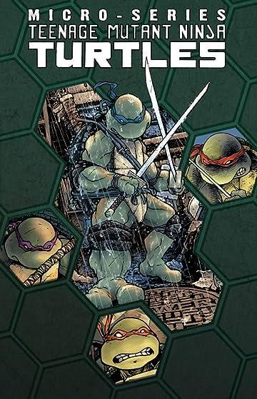 Teenage Mutant Ninja Turtles Micro Series Vol. 1