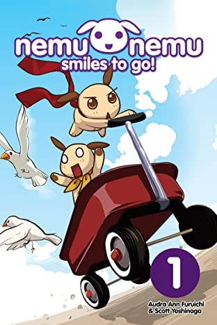 nemu*nemu Vol. 1: Smiles to Go!