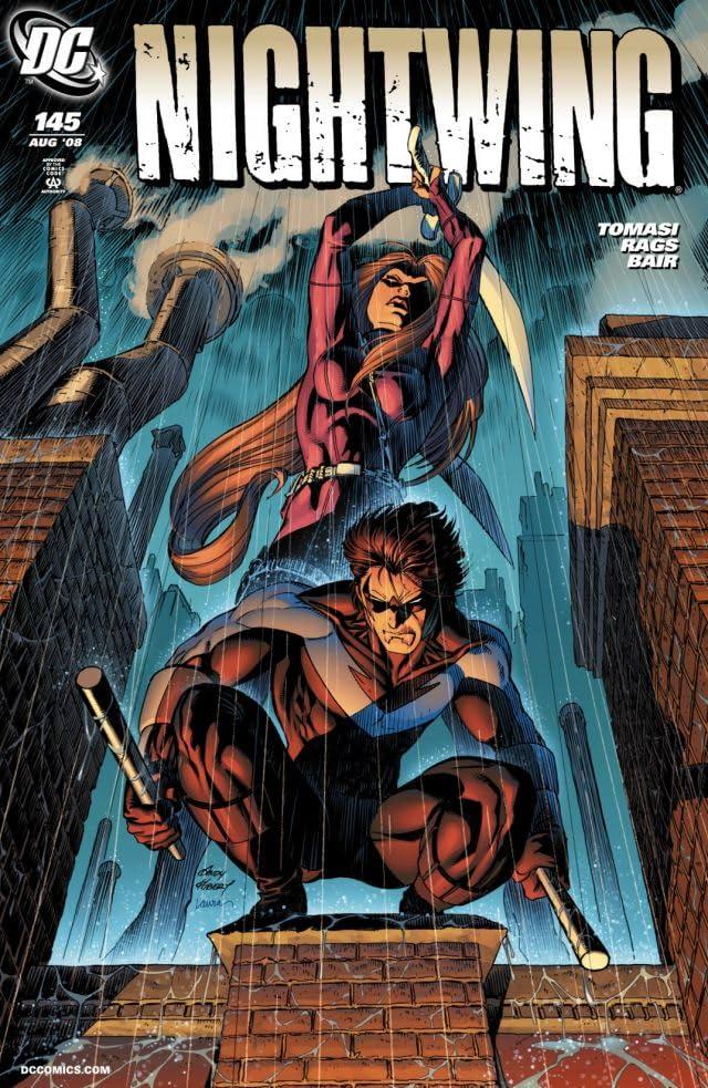 Nightwing (1996-2009) #145