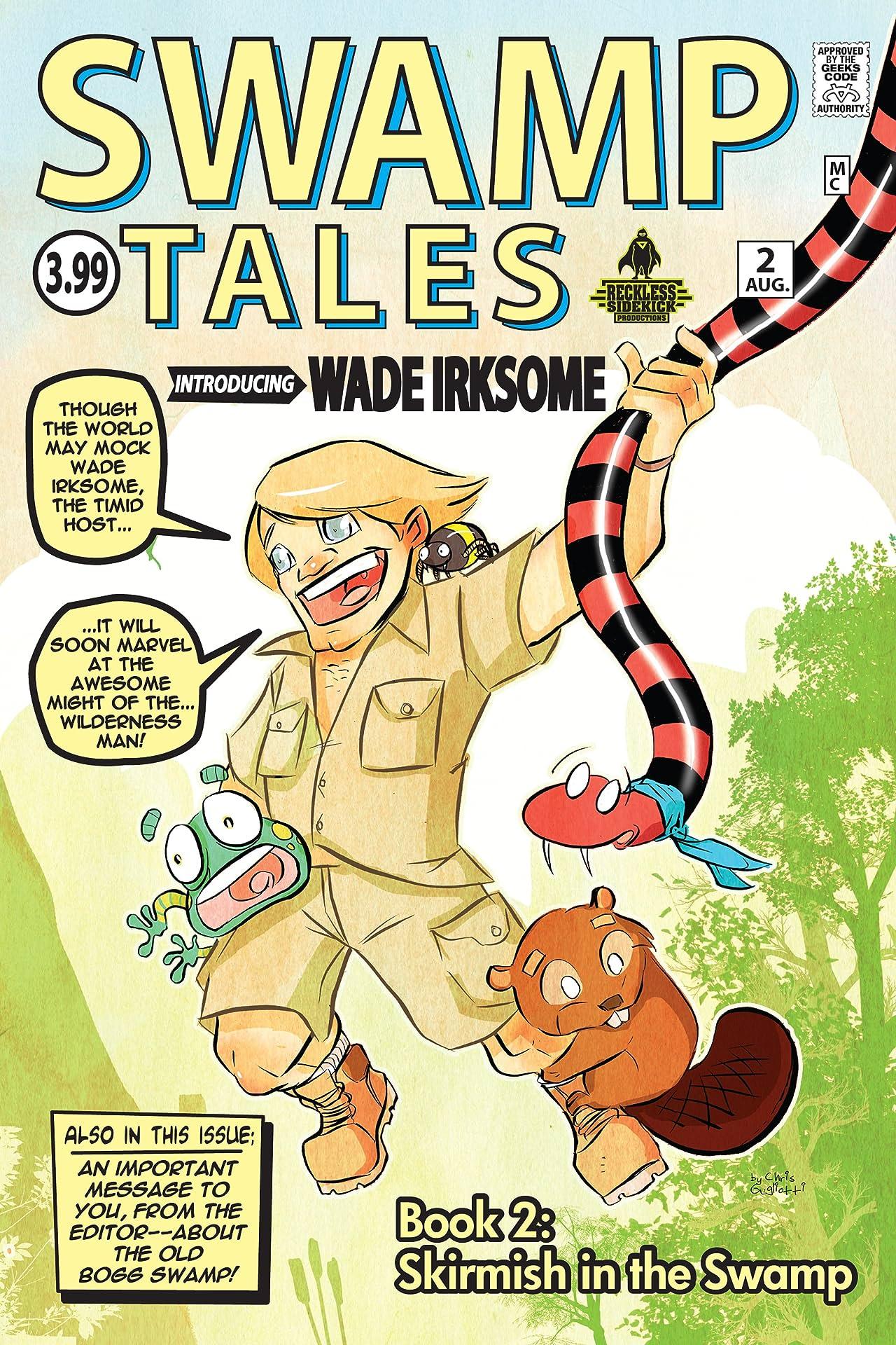 Swamp Tales #2