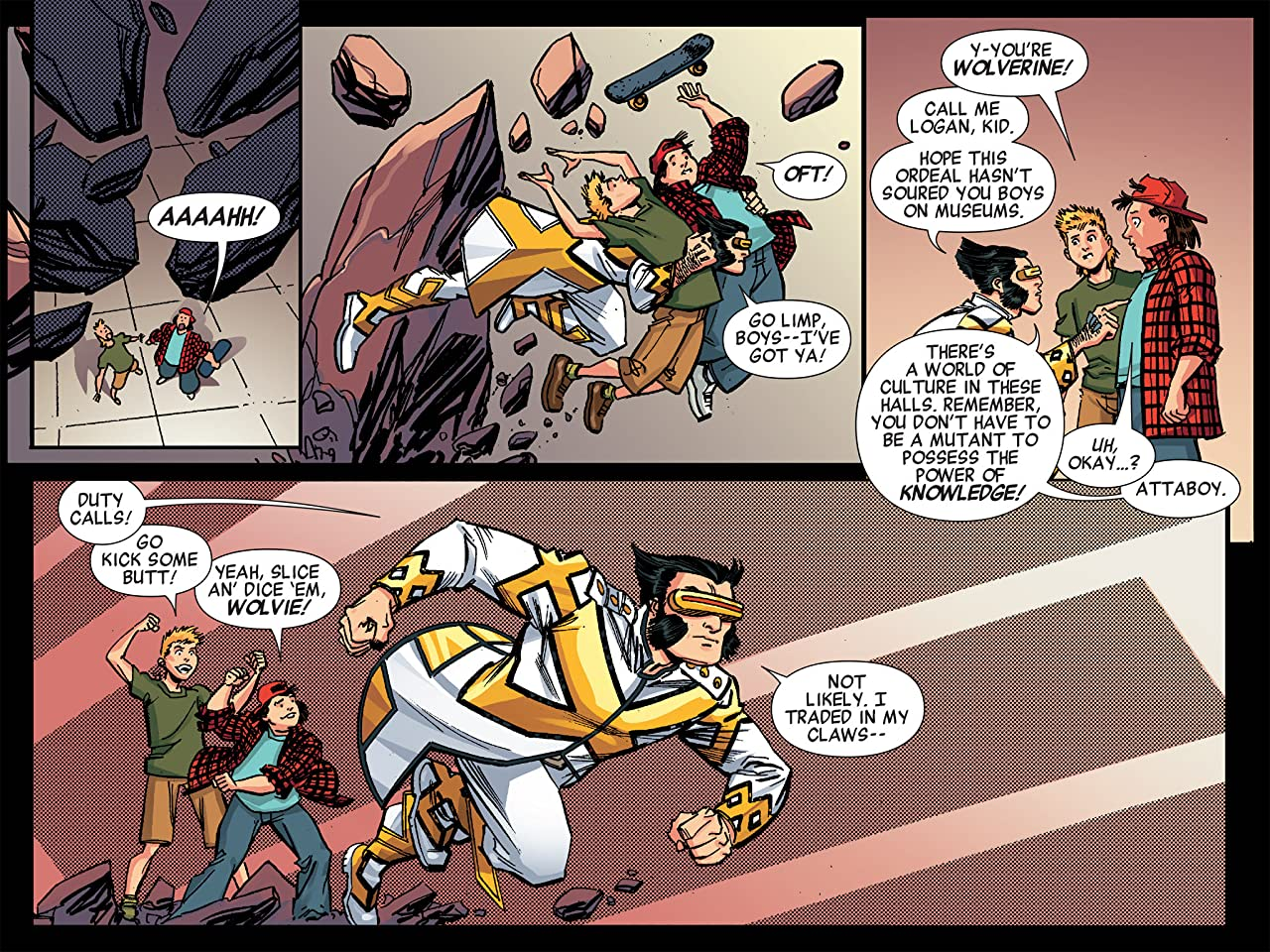 X-Men '92 Infinite Comic #7 (of 8)