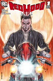 Red Hood: Lost Days #1 (of 6)