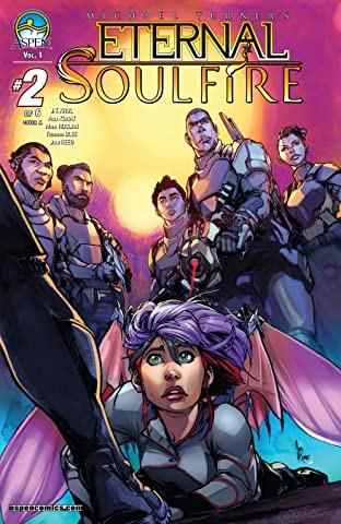 Eternal Soulfire #2 (of 6)