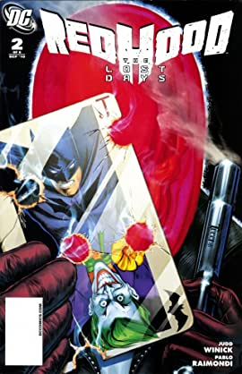 Red Hood: Lost Days #2 (of 6)