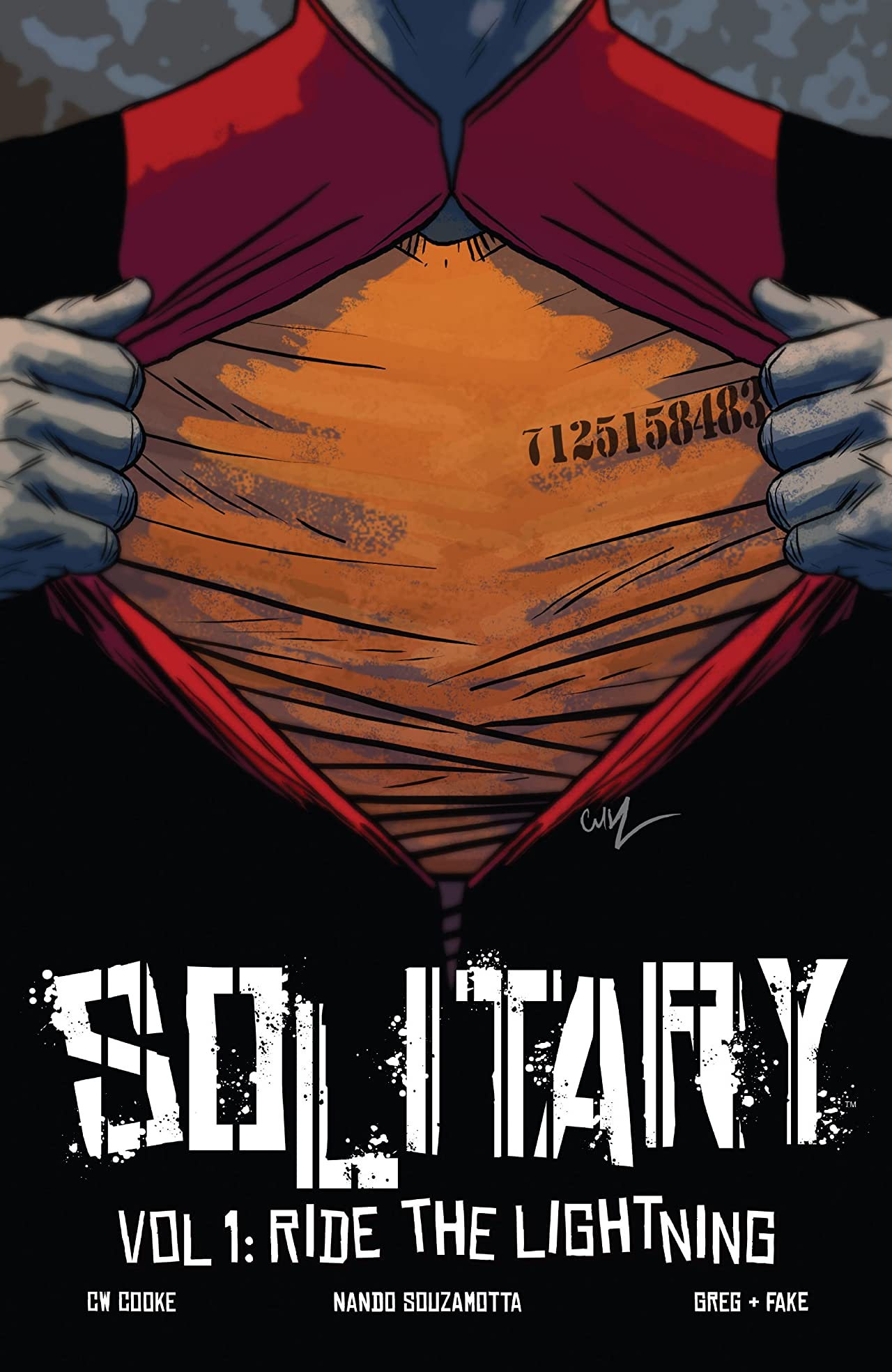 Solitary Vol. 1: Ride The Lightning