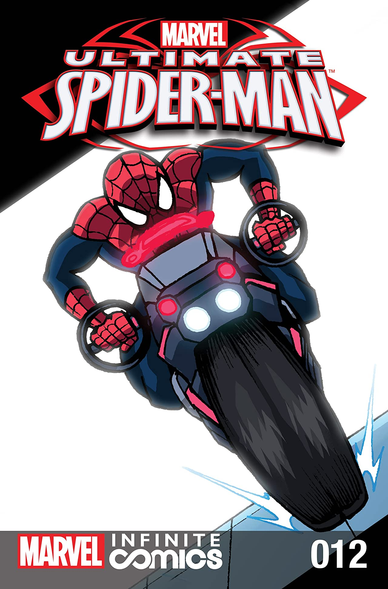 Ultimate Spider-Man Infinite Comic #12