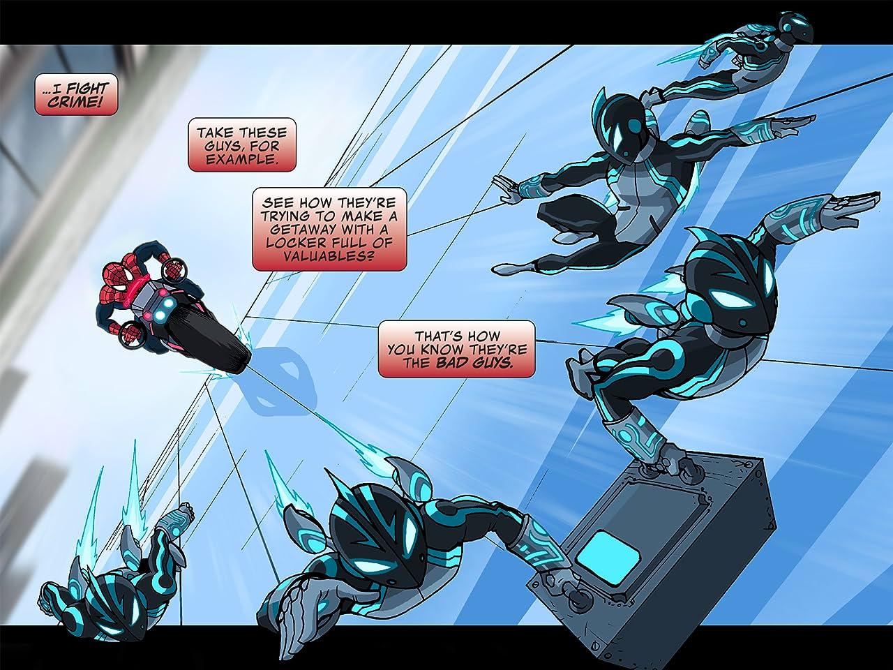 Ultimate Spider-Man Infinite Comic #12