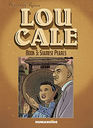 Lou Cale Tome 3: Siamese Pearls