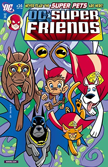 Super Friends (2008-2010) #14