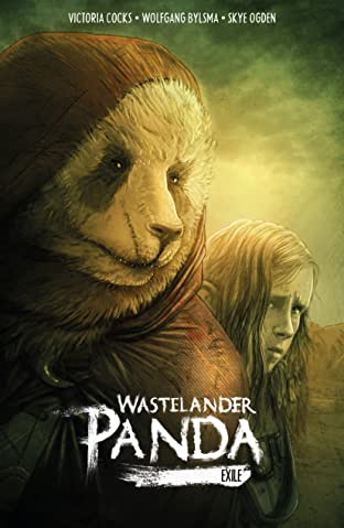 Wastelander Panda Vol. 1: Exile