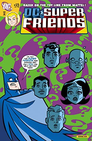 Super Friends (2008-2010) #15