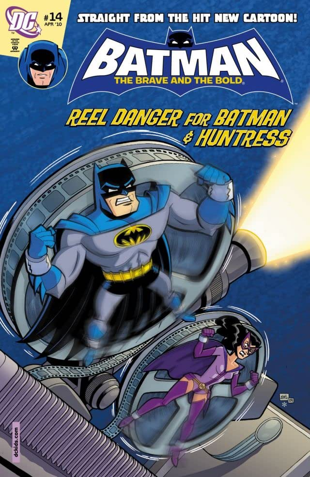 Batman: The Brave and the Bold #14