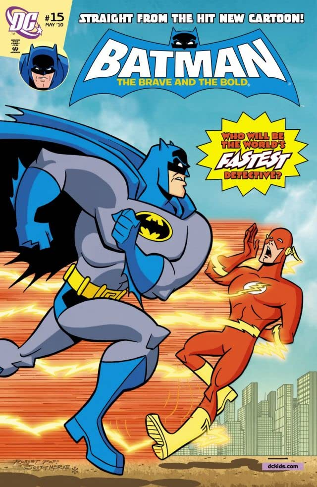 Batman: The Brave and the Bold #15