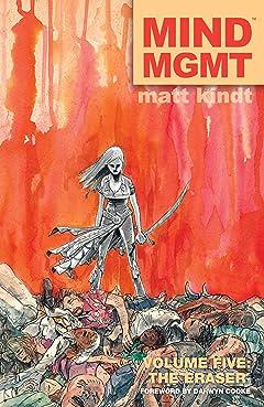 Mind MGMT Vol. 5: The Eraser