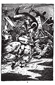 Teenage Mutant Ninja Turtles: Black & White Classics Vol. 4