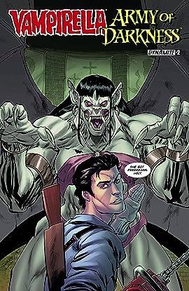 Vampirella/Army of Darkness #2 (of 4): Digital Exclusive Edition
