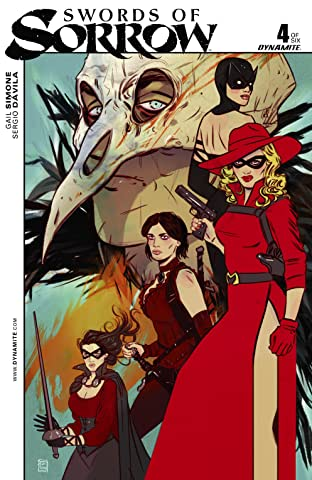 Swords of Sorrow #4 (of 6): Digital Exclusive Edition