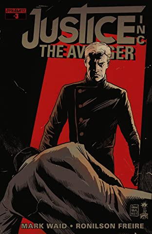Justice, Inc.: The Avenger #3: Digital Exclusive Edition