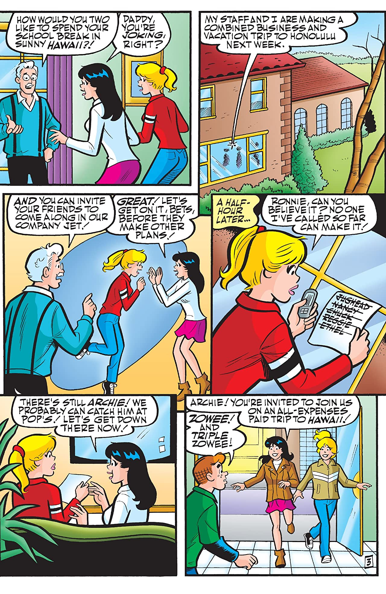 Betty & Veronica #251