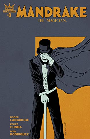 King: Mandrake The Magician #3 (of 4): Digital Exclusive Edition